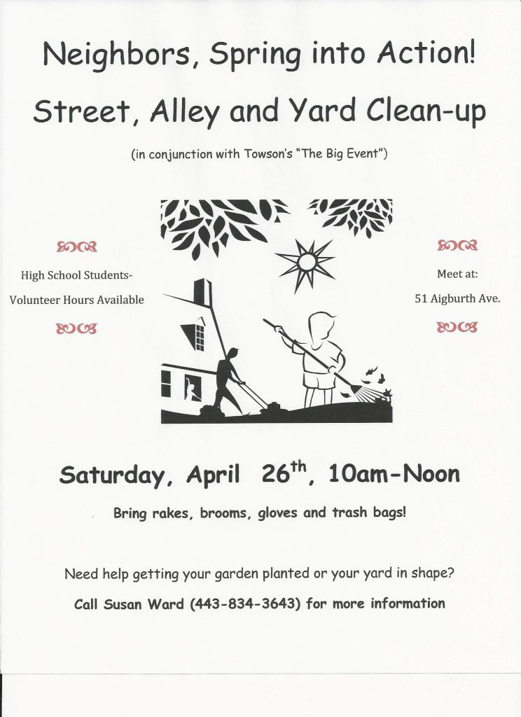 Cleanup Day 2014