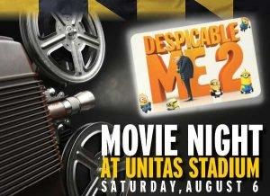 Towson University Movie Night