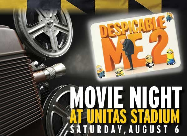 Towson University Movie Night