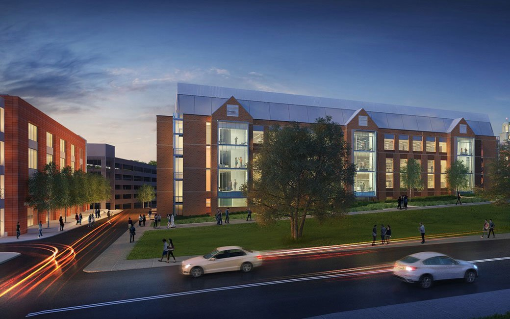 New Towson University Science Building