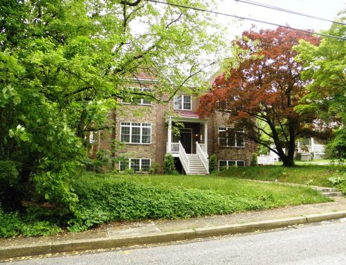 The neighbors of the Chabad House of Towson are victimized once again. – InsideOutsights