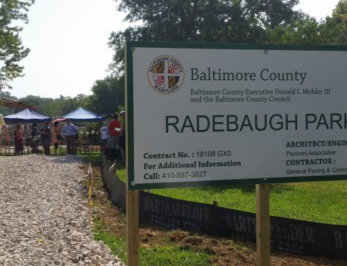 County breaks ground on Radebaugh Park in Towson – Baltimore Sun