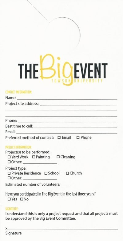The Big Event 2020