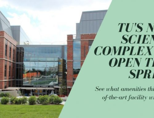 TU's New Science Complex to open this spring, offers state-of-the-art facilities – The Towerlight